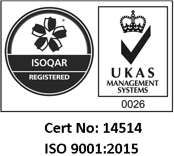 ISO 9001 CERTIFICATION LOGO - USE THIS ONE